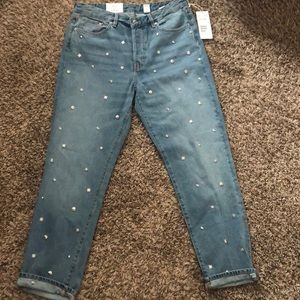 Brand new with tags Vintage fit HighWaist 32 jeans